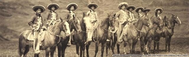 Mexican Vaqueros 1901